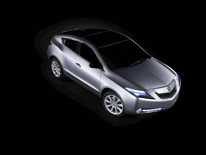2009 Acura ZDX prototype 6