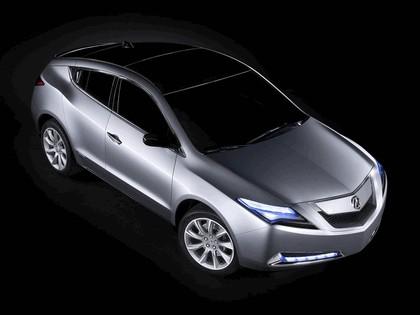 2009 Acura ZDX prototype 7