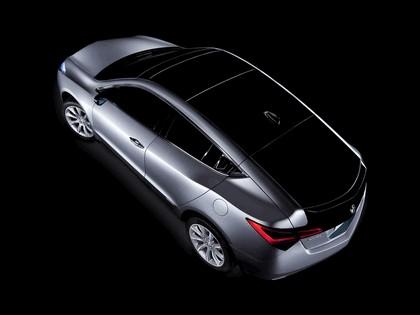 2009 Acura ZDX prototype 9