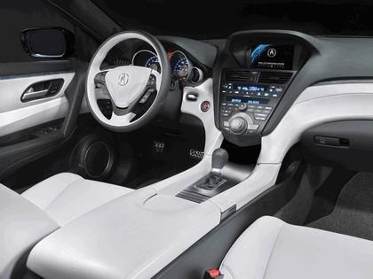 2009 Acura ZDX prototype 10