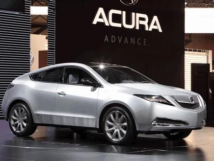 2009 Acura ZDX prototype 12