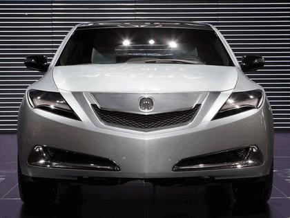 2009 Acura ZDX prototype 13