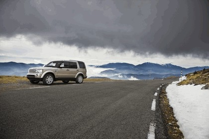 2010 Land Rover Discovery 4 4