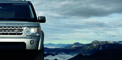 2010 Land Rover Discovery 4 8
