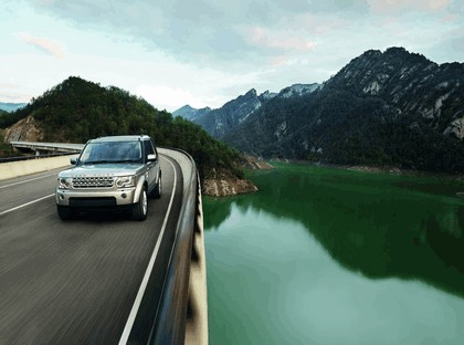 2010 Land Rover Discovery 4 10