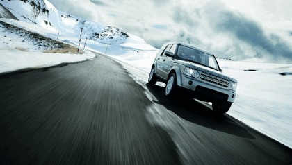 2010 Land Rover Discovery 4 11