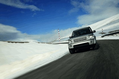 2010 Land Rover Discovery 4 12