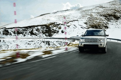 2010 Land Rover Discovery 4 13
