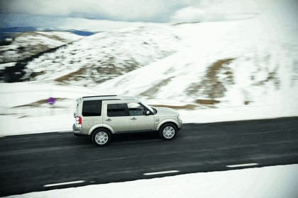 2010 Land Rover Discovery 4 14