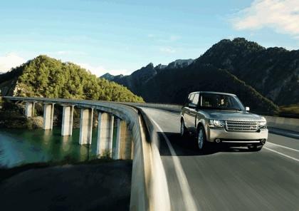 2010 Land Rover Range Rover 9