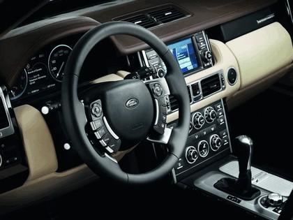 2010 Land Rover Range Rover 17