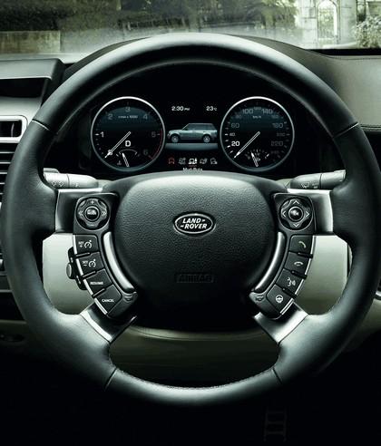 2010 Land Rover Range Rover 18
