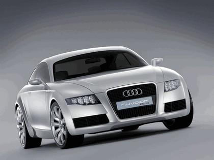 2003 Audi Nuvolari quattro concept 1