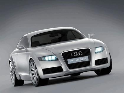 2003 Audi Nuvolari quattro concept 2