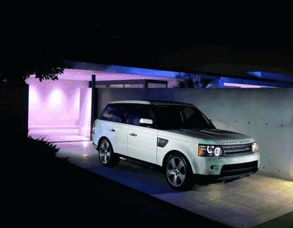 2010 Land Rover Range Rover Sport 1