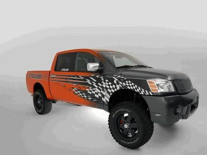 2007 Nissan Titan Crew Cab by Stillen 3