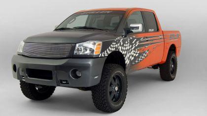 2007 Nissan Titan Crew Cab by Stillen 6