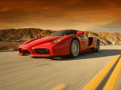 2008 Ferrari Enzo by West Coast Customs 1