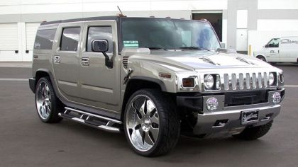 2008 Hummer H2 by West Coast Customs 6