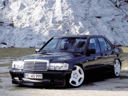 1988 Mercedes-Benz C-klasse ( W201 ) by Wald 1