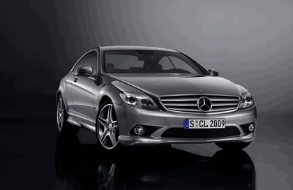 2009 Mercedes-Benz CL-klasse with AMG Sports package 1