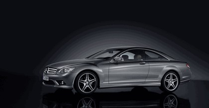 2009 Mercedes-Benz CL-klasse with AMG Sports package 2