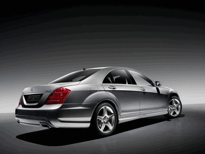 2009 Mercedes-Benz S-klasse with AMG Sports package 3