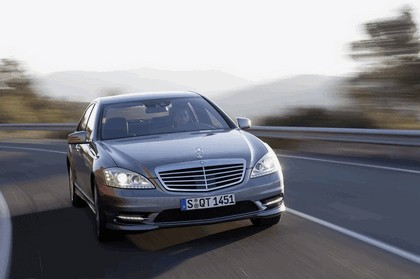 2009 Mercedes-Benz S-klasse with AMG Sports package 5
