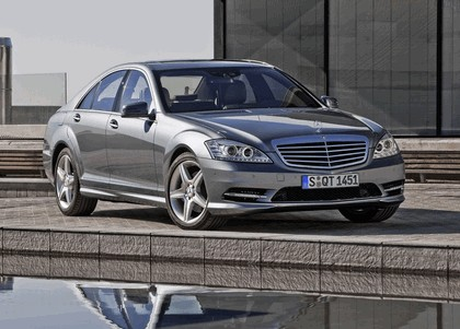 2009 Mercedes-Benz S-klasse with AMG Sports package 7