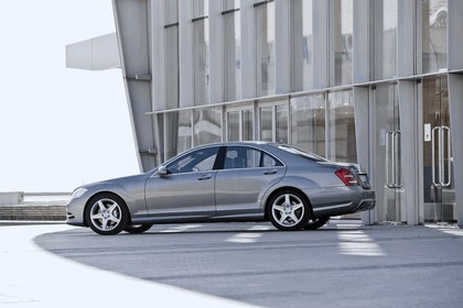 2009 Mercedes-Benz S-klasse with AMG Sports package 8