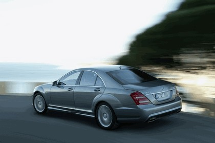 2009 Mercedes-Benz S-klasse with AMG Sports package 13