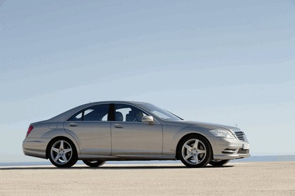 2009 Mercedes-Benz S-klasse with AMG Sports package 14