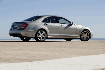 2009 Mercedes-Benz S-klasse with AMG Sports package 15