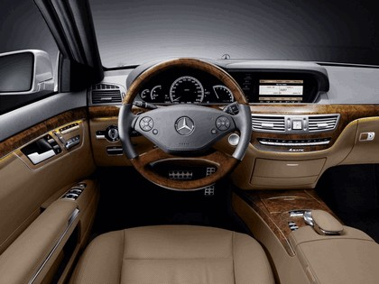 2009 Mercedes-Benz S-klasse with AMG Sports package 17