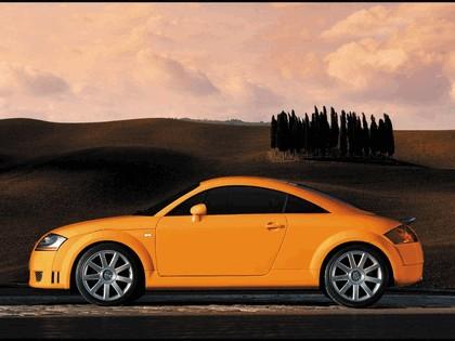 2003 Audi TT 3.2 coupé quattro 4