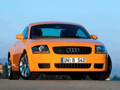2003 Audi TT 3.2 coupé quattro 13