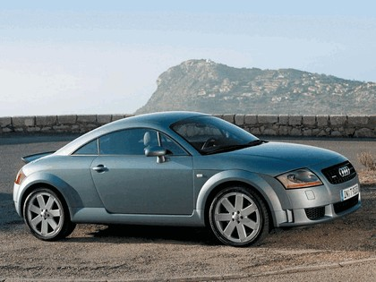 2003 Audi TT 3.2 coupé quattro 18