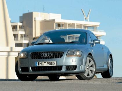 2003 Audi TT 3.2 coupé quattro 21