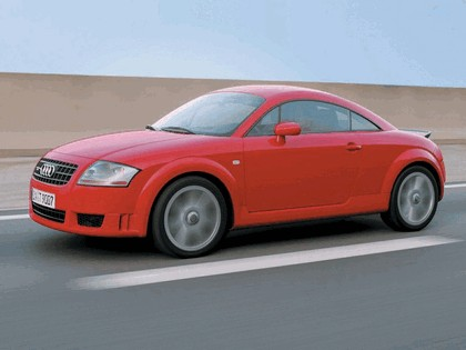 2003 Audi TT 3.2 coupé quattro 30
