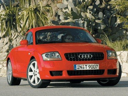 2003 Audi TT 3.2 coupé quattro 32