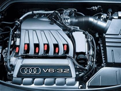 2003 Audi TT 3.2 coupé quattro 42