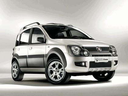 2009 Fiat Panda Panda Cross 1