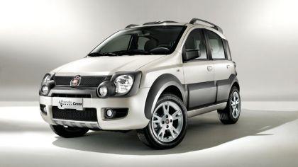 2009 Fiat Panda Panda Cross 5