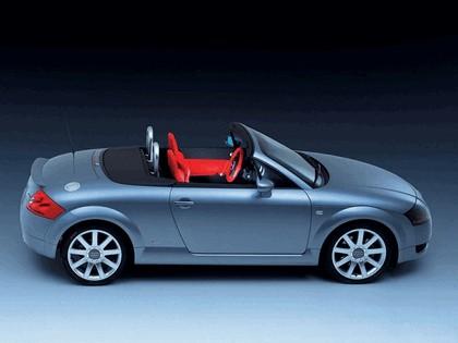 2003 Audi TT 3.2 roadster quattro 4