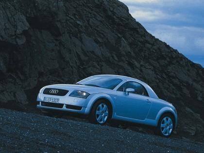 2003 Audi TT 3.2 roadster quattro 7