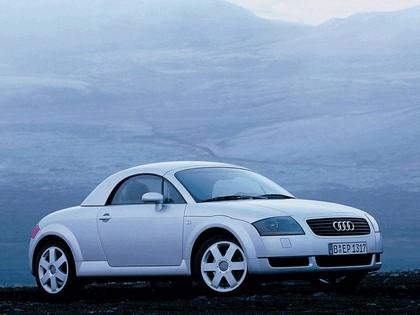 2003 Audi TT 3.2 roadster quattro 8