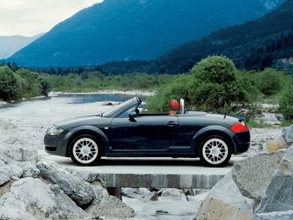 2003 Audi TT 3.2 roadster quattro 6