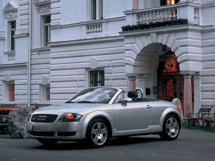 2003 Audi TT 3.2 roadster quattro 10
