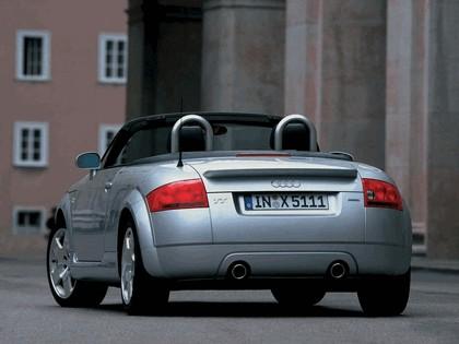 2003 Audi TT 3.2 roadster quattro 12