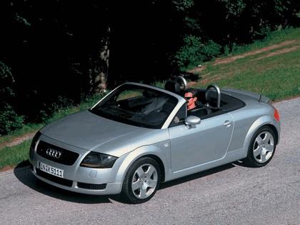 2003 Audi TT 3.2 roadster quattro 5